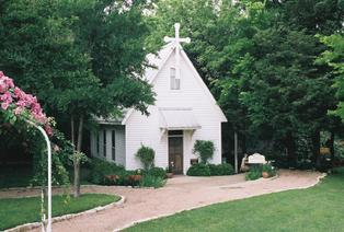 The Chapel And Garden Are Also Occasionally Used For Small Weddings