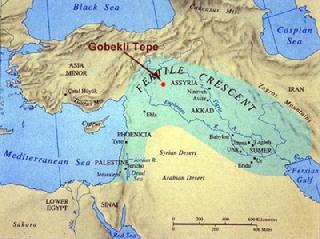 In Both Maps You Will See The Location Of Gobekli Tepe. (Click On Maps To  Enlarge Them.) This Location Places It Near The Biblical Location Of The  Garden Of ...